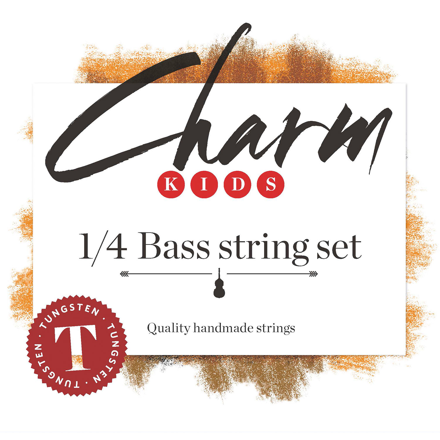 Charm Kids Bass Tungsten 1/4
