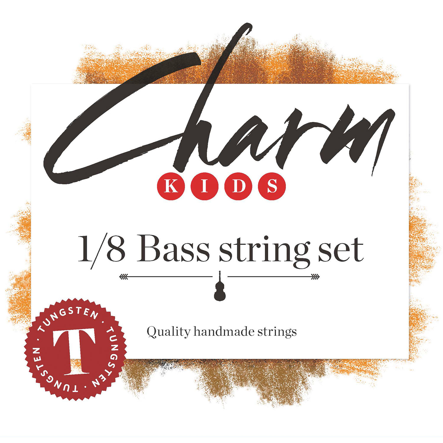 Charm Kids Bass Tungsten 1/8