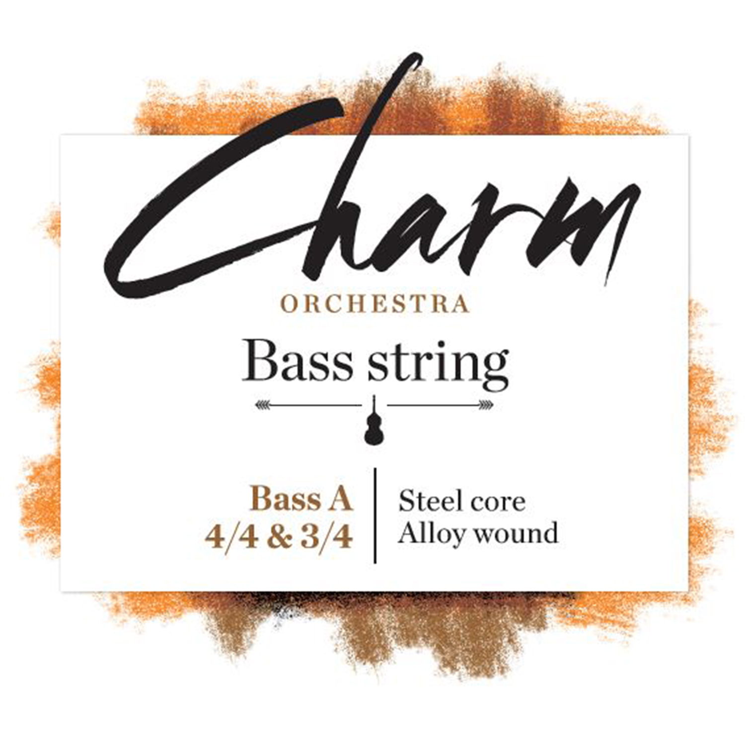 Charm Bass Orchestra 4/4 & 3/4 3.A