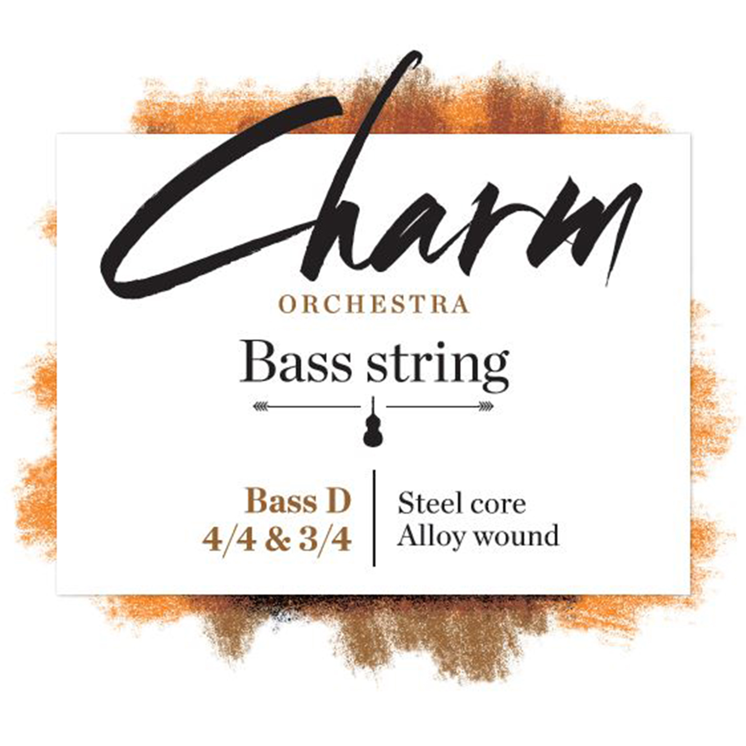 Charm Bass Orchestra 4/4 & 3/4 2.D