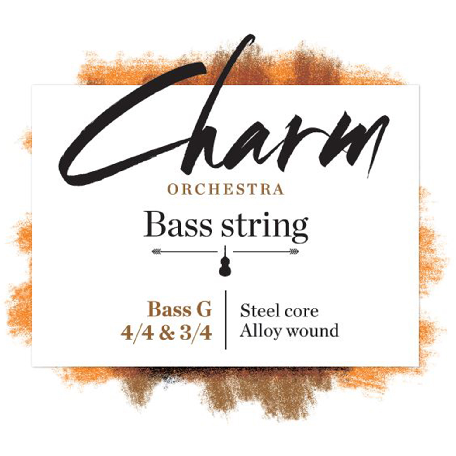 Charm Bass Orchestra 4/4 & 3/4 1.G