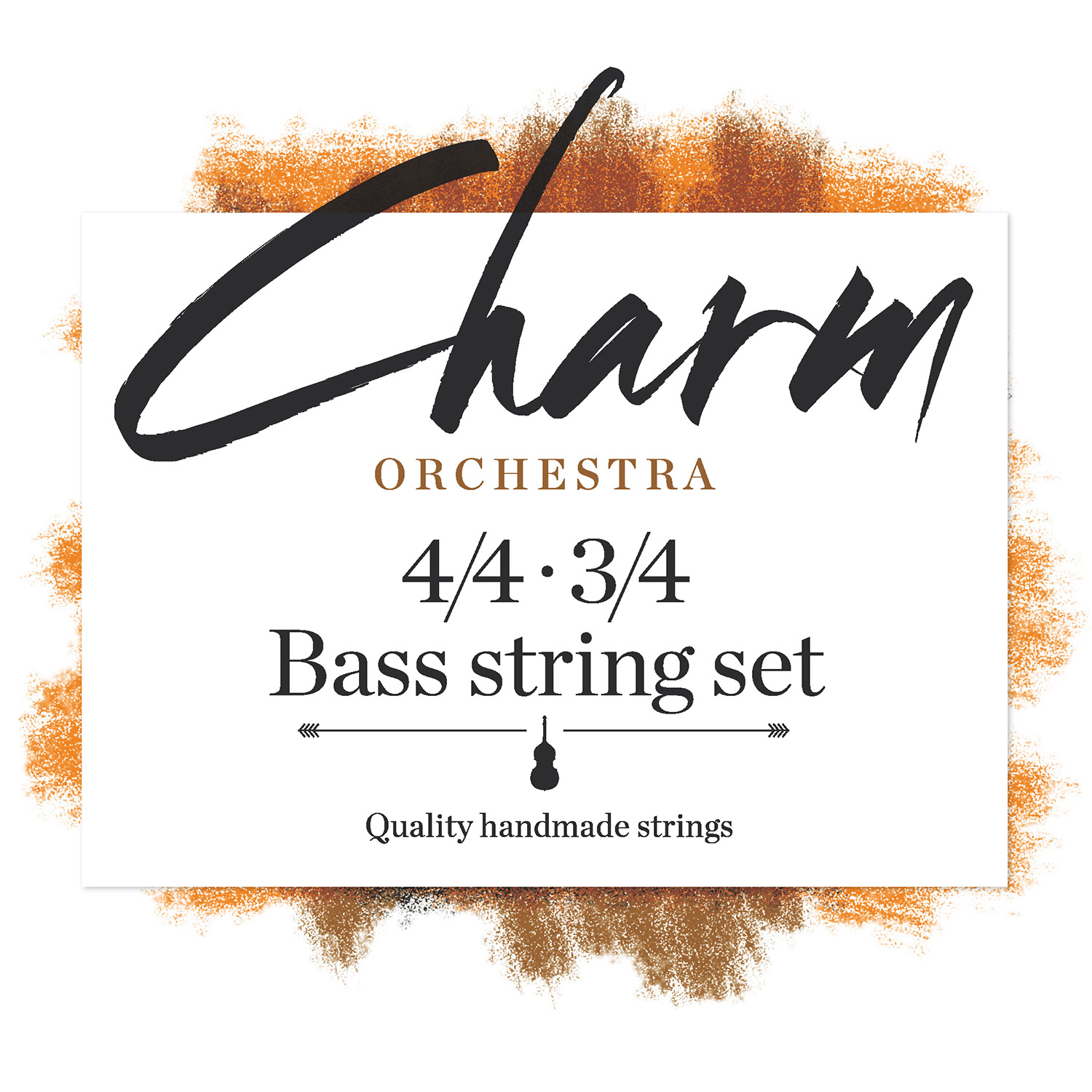 Charm Bass Orchestra 4/4 & 3/4