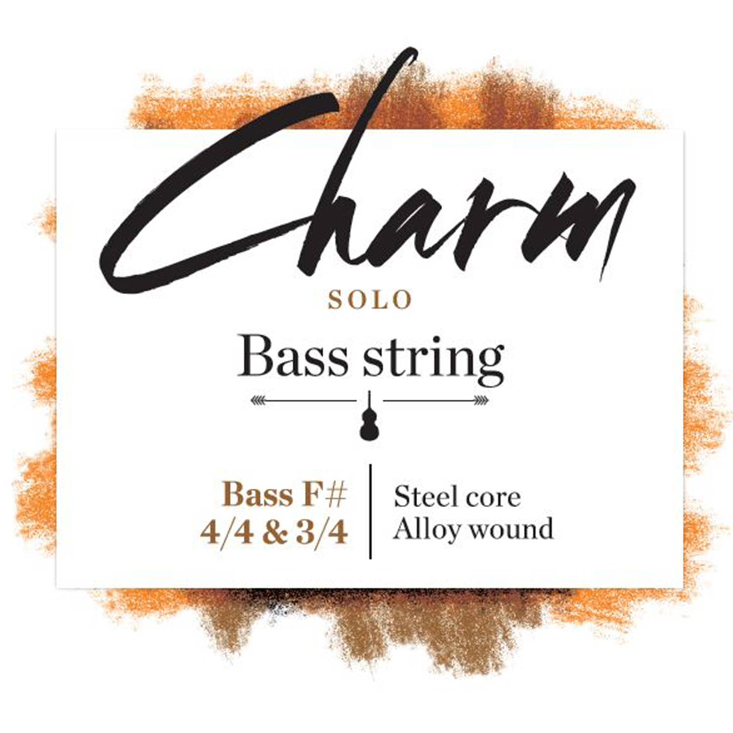 Charm Bass Solo 4/4 & 3/4 4.F#