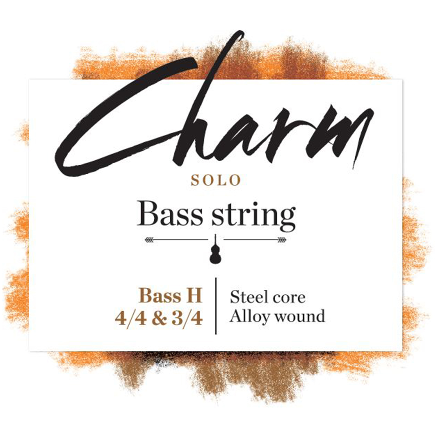 Charm Bass Solo 4/4 & 3/4 3.H