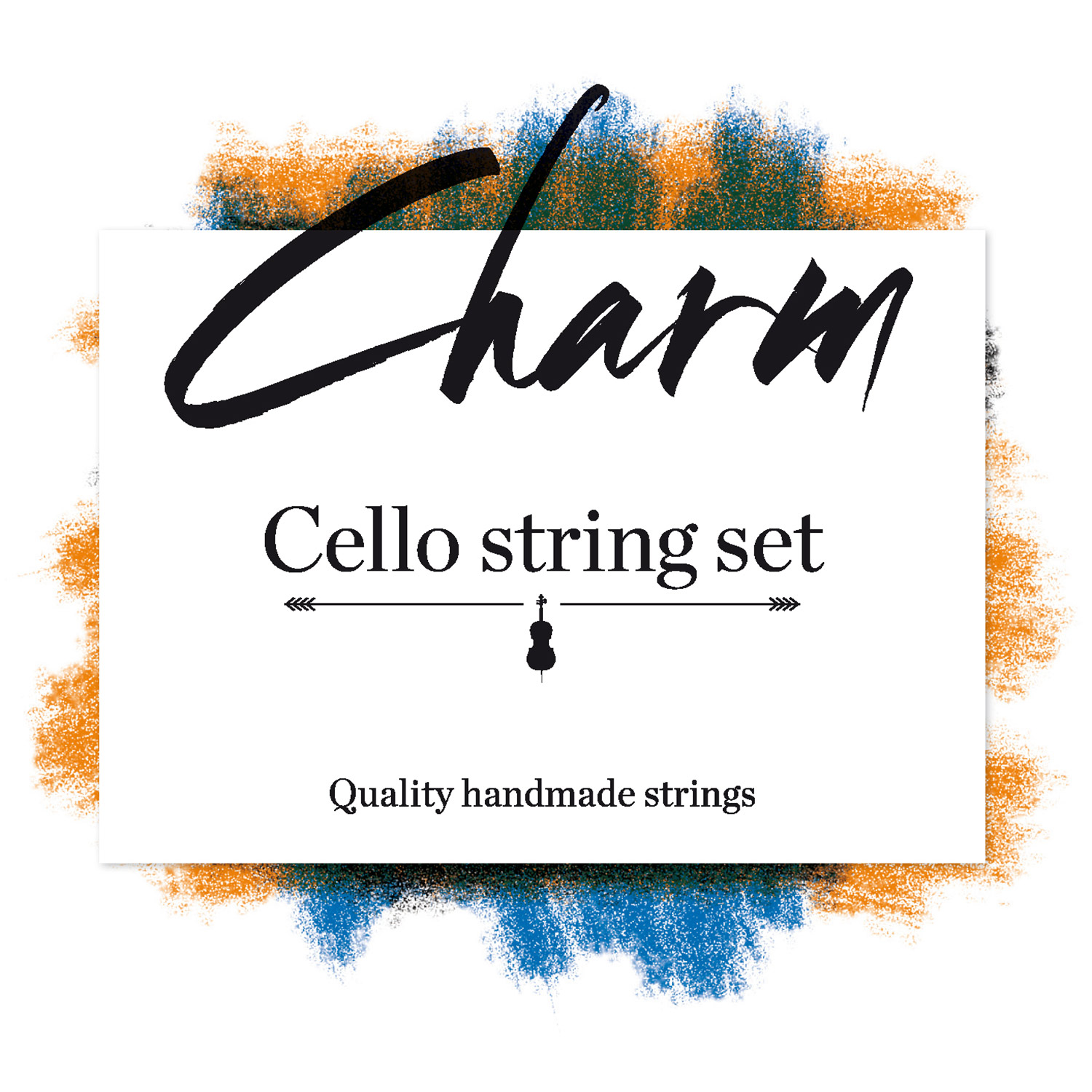 Charm Cello 4/4 Set