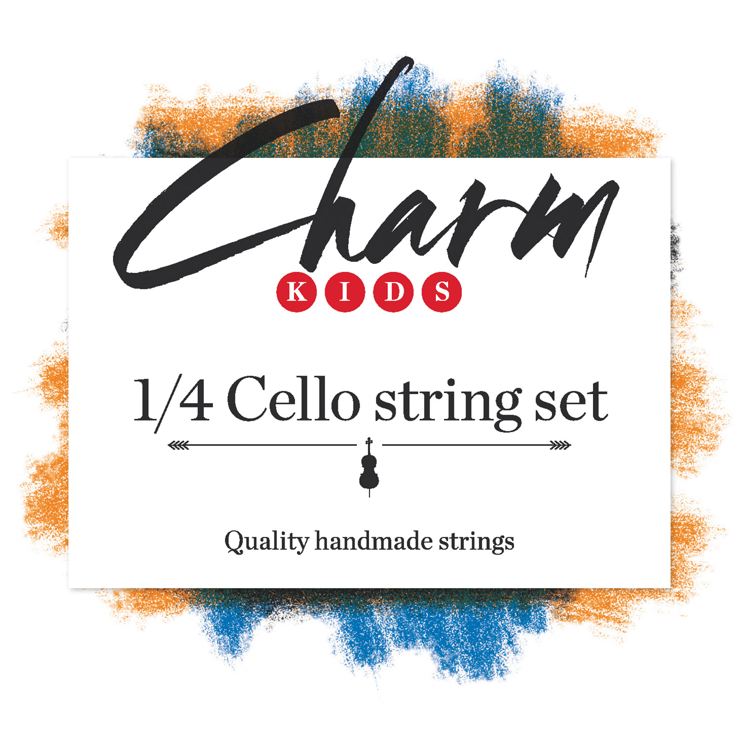 Charm Kids Cello 1/4