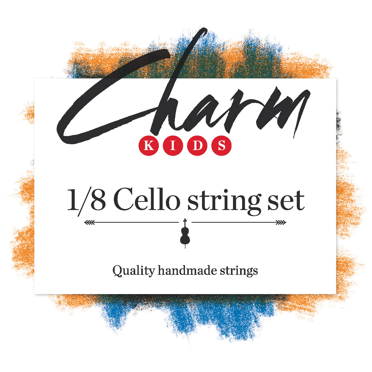 Charm Kids Cello 1/8