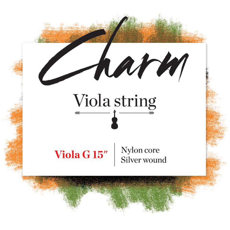 Charm Viola 15″ 3.G