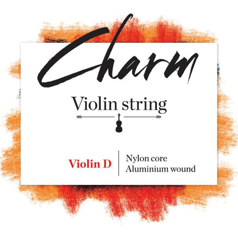 Charm Violin 4/4 3.D