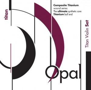 Opal Titan Violin front box