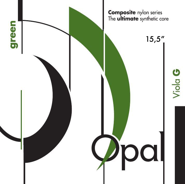 Opal Green Viola 15,5″ 3.G