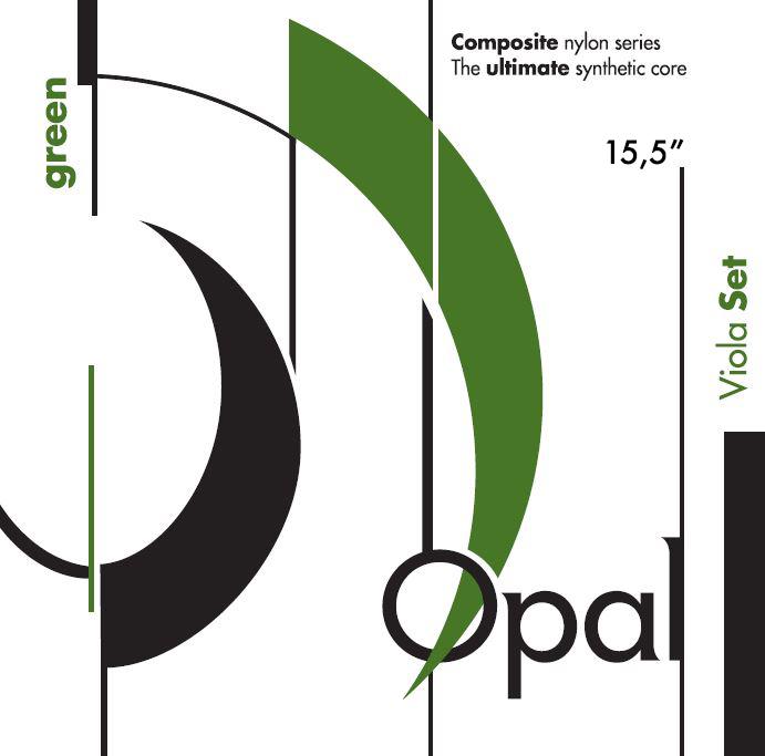 Opal Green Viola 15,5″ Set