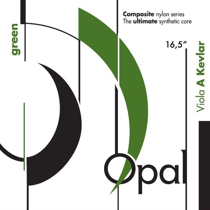 Opal Green Viola 16,5″ 1.A Kevlar