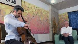 David-Pia testing strings