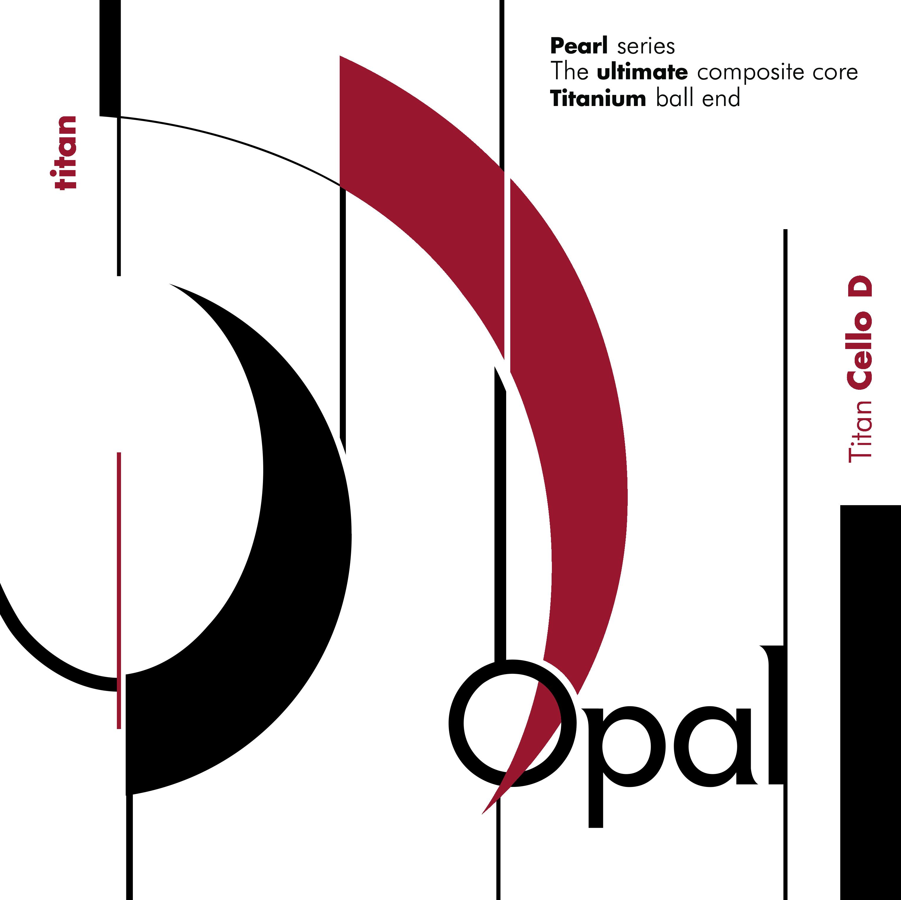 Opal Titan Cello D String