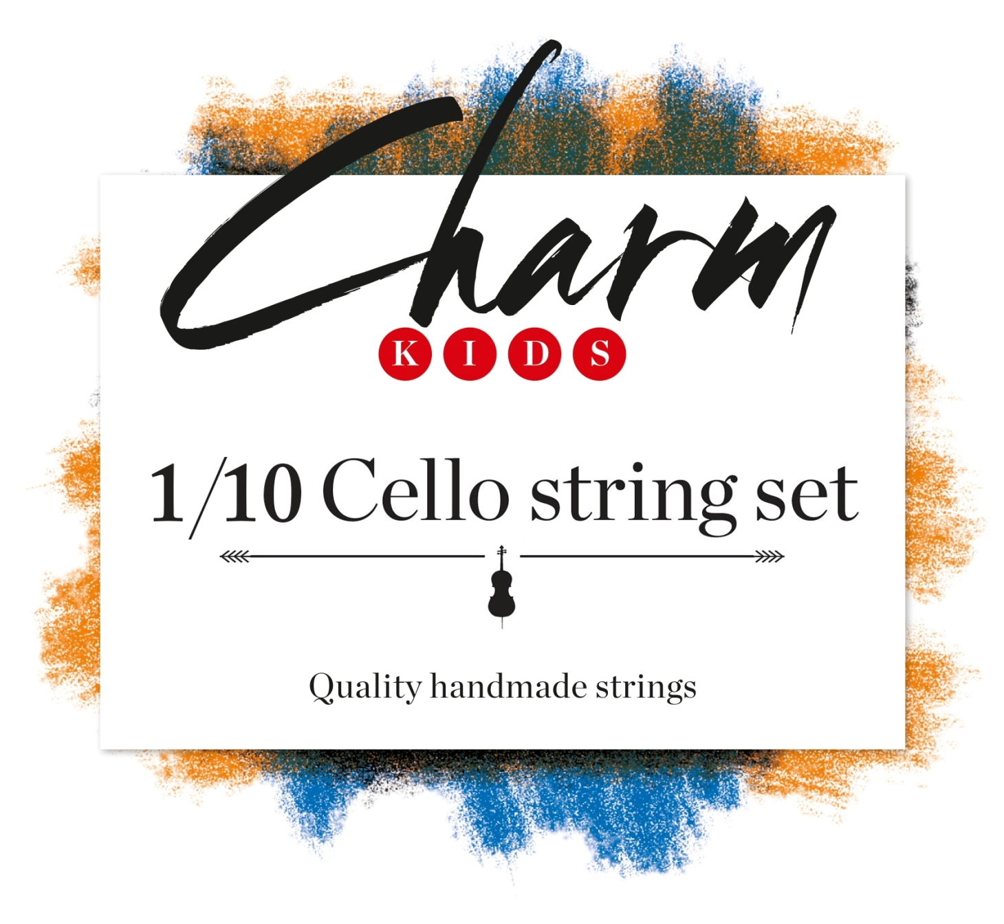 Charm Kids Cello 1/10