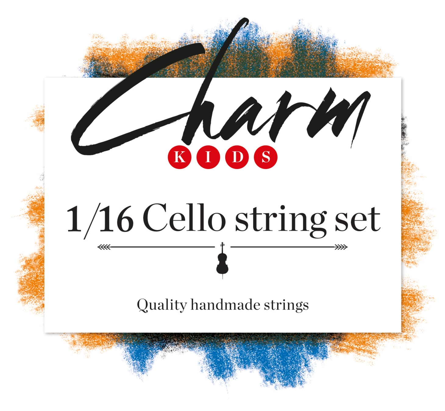 Charm Kids Cello 1/16
