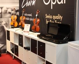 For-Tune Strings in Cremona Mondomusica 2016